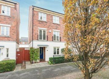 Thumbnail 4 bed end terrace house for sale in Lion Court, City Centre, Worcester, Worcestershire