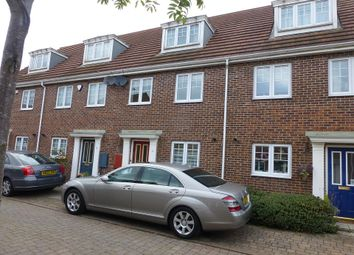 Thumbnail 3 bedroom town house to rent in Ambergate Way, Central Grange, Kenton, Newcastle Upon Tyne