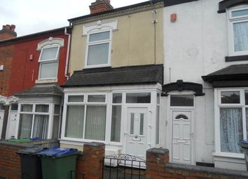 Thumbnail 3 bed terraced house to rent in Woodlands Street, Smethwick
