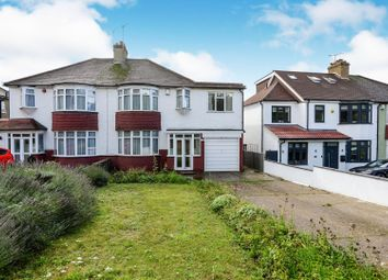 Thumbnail 4 bed semi-detached house for sale in Upper Selsdon Road, Selsdon / South Croydon