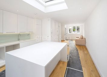 Thumbnail 3 bed end terrace house for sale in Garth Road, London