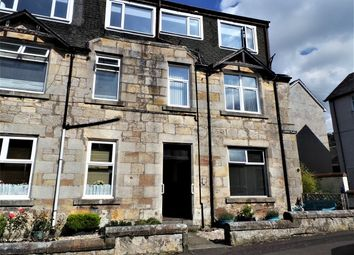 Thumbnail 1 bed flat for sale in The Causeway, Fairlie, Largs