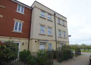 Thumbnail 3 bed terraced house for sale in Gambet Road, Brockworth, Gloucester