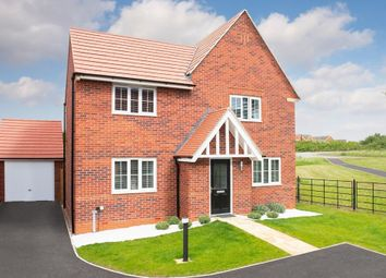 "Thumbnail 4 bed detached house for sale in ""Alderney"" at Livingstone Road, Corby"