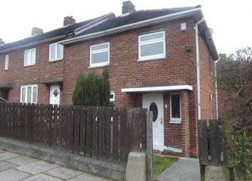 Thumbnail 3 bed semi-detached house to rent in Harelaw Grove, West Denton, Newcastle Upon Tyne