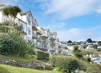 Thumbnail 2 bed flat for sale in Carbis Beach Apartments, Carbis Bay, St Ives, Cornwall