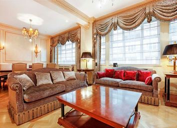 Thumbnail 4 bed flat to rent in Knightsbridge Court, Sloane Street, London