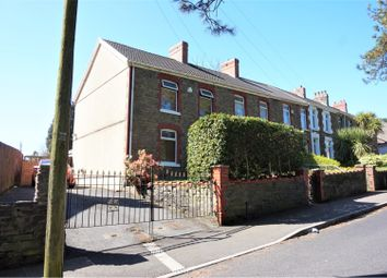 Thumbnail 3 bedroom end terrace house for sale in Llanllienwen Road, Morriston