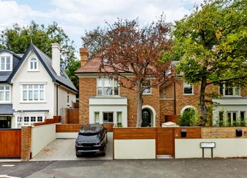 Thumbnail 6 bed detached house for sale in Belvedere Drive, London