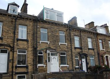 Thumbnail 3 bed terraced house to rent in Vine Terrace East, Bradford