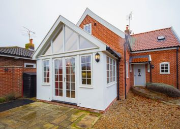 Thumbnail 3 bedroom detached house for sale in Little Lane, Wickham Market, Suffolk