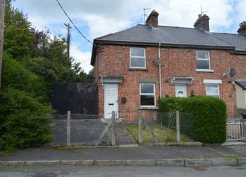 Thumbnail 1 bed end terrace house for sale in 42 O'neill Avenue, Newry