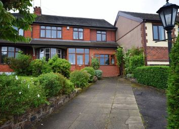 Thumbnail 4 bed semi-detached house for sale in Lambourne Drive, Light Oaks, Stoke-On-Trent