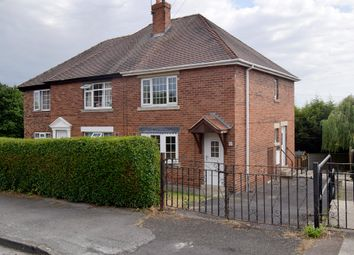 Thumbnail 2 bed semi-detached house for sale in St Peters Crescent, Stanley, Wakefield
