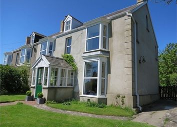 Thumbnail 5 bed cottage for sale in Overton Lane, Port Eynon, Swansea