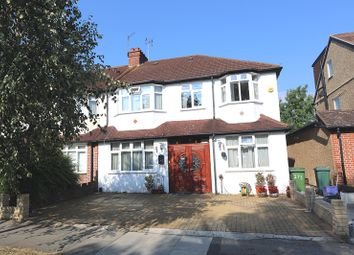 Thumbnail 5 bedroom semi-detached house for sale in West Barns Lane, New Malden