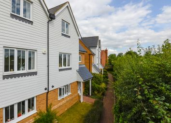 Thumbnail 4 bed town house for sale in Leonard Gould Way, Loose, Maidstone