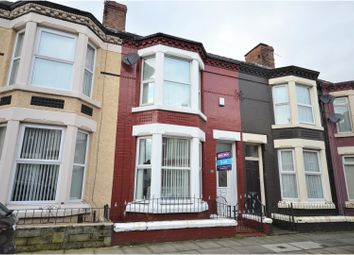 Thumbnail 3 bed terraced house to rent in Hans Road, Liverpool