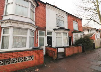 2 bed terraced house for sale in Winchester Avenue, Leicester, 1 LE3