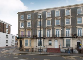 Thumbnail 1 bed flat for sale in Ethelbert Terrace, Margate