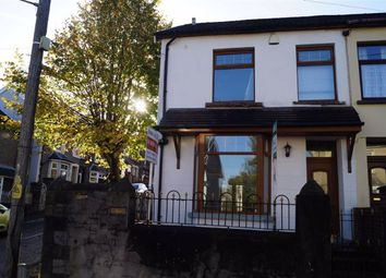 Thumbnail 3 bed end terrace house for sale in Bailey Street, Mountain Ash