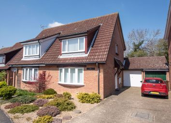 Thumbnail 3 bed semi-detached house for sale in Forge Rise, Uckfield