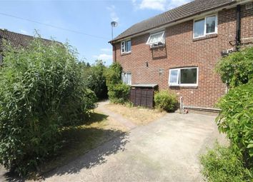Thumbnail 3 bed semi-detached house for sale in Moors Close, Hurn Christchurch, Dorset