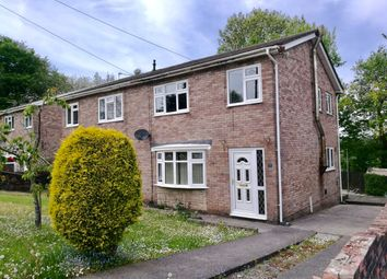 Thumbnail 3 bed semi-detached house for sale in Greenfield Avenue, Glyncoch, Pontypridd