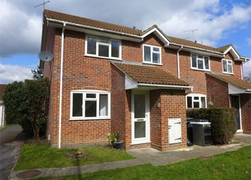 Thumbnail 2 bed semi-detached house to rent in Netherhouse Moor, Church Crookham, Fleet