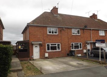 Thumbnail 3 bedroom end terrace house for sale in Yeovil, Somerset, England