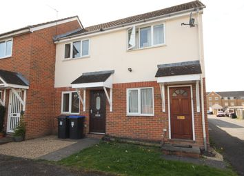 Thumbnail 1 bed terraced house to rent in Courtenay Mews, North Road, Woking