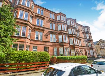 Thumbnail 2 bed flat for sale in 70 Meadowpark Street, Glasgow