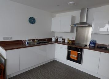 Thumbnail 1 bed flat to rent in Acre House, Benbow Street, Sale