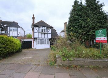 Thumbnail 3 bed detached house for sale in Bourne Avenue, London