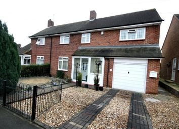 Thumbnail 3 bed end terrace house to rent in Roberts Road, Barton Stacey, Winchester