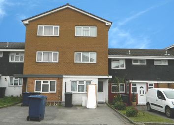 Thumbnail 3 bed town house for sale in Larwood Close, Greenford