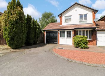 Thumbnail 3 bed link-detached house for sale in Oliver Road, Ascot
