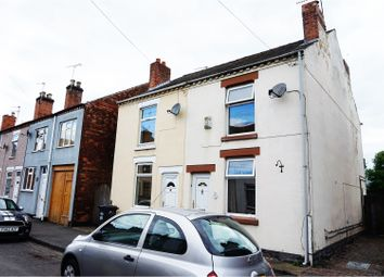 Thumbnail 2 bed semi-detached house for sale in Wetmore Road, Burton-On-Trent