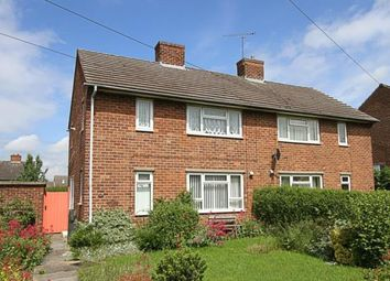 Thumbnail 2 bed semi-detached house for sale in Rotherwood Road, Killamarsh, Sheffield, Derbyshire