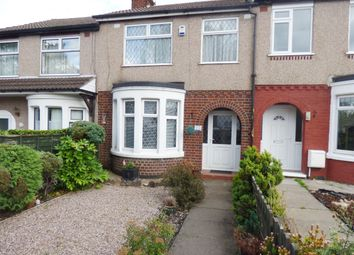 Thumbnail 3 bed terraced house for sale in Nunts Lane, Holbrooks, Coventry