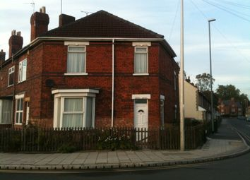 Thumbnail 2 bed end terrace house to rent in Lea Road, Gainsborough