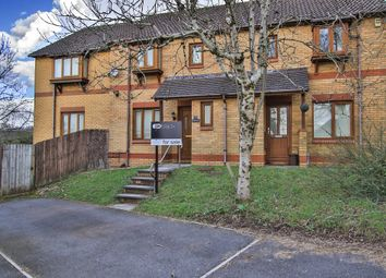 Thumbnail 5 bedroom semi-detached house for sale in Clos Yr Alarch, Thornhill, Cardiff