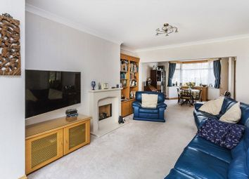 Thumbnail 4 bed semi-detached house for sale in Farley Road, Selsdon, South Croydon
