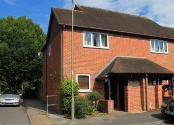 Thumbnail 2 bed end terrace house for sale in St. Bonnet Drive, Bishops Waltham, Southampton
