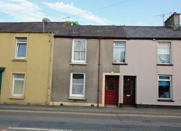 Thumbnail 2 bed terraced house for sale in Lammas Street, Carmarthen, Carmarthenshire