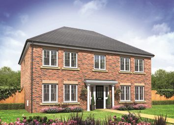 "Thumbnail 5 bedroom detached house for sale in ""The Portland"" at Burwell Road, Exning, Newmarket"