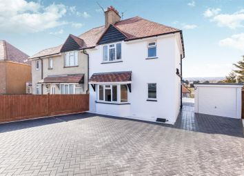 3 bed semi-detached house for sale in The Circus, Eastbourne BN23