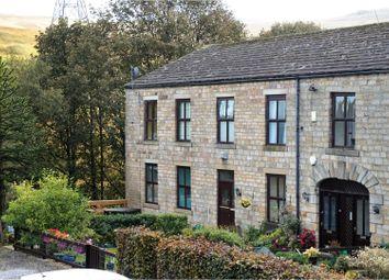 Thumbnail 2 bedroom flat for sale in Blackstone Edge Old Road, Littleborough