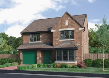"Thumbnail 4 bedroom detached house for sale in ""The Chadwick Alternative"" at Roundhill Road, Hurworth, Darlington"