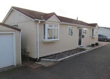 Thumbnail 2 bed mobile/park home for sale in Falcon Park, Totnes Road (Ref 5734), Paignton, South Devon